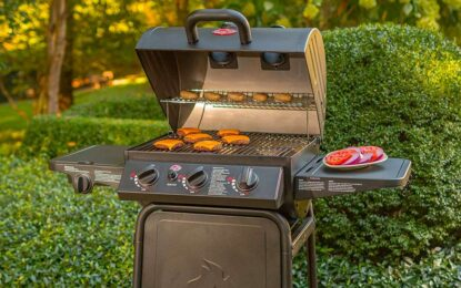 Best Gas Grills Under $200 – Propane And Natural Gas Grills for Bbq and Other Meals