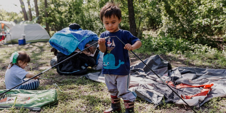 Safety Measures When Camping With Kids