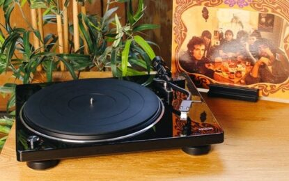 Best Record Player Under 100 – Vinyl Players With  Built-In Speakers