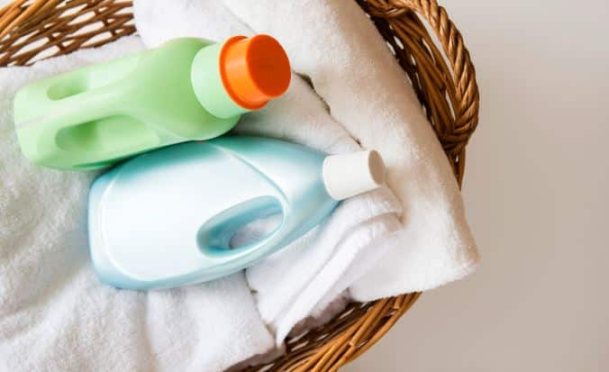 How To A Use Fabric Softener