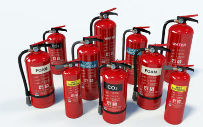 Which Fire Extinguisher to Use For Different Type of Fires