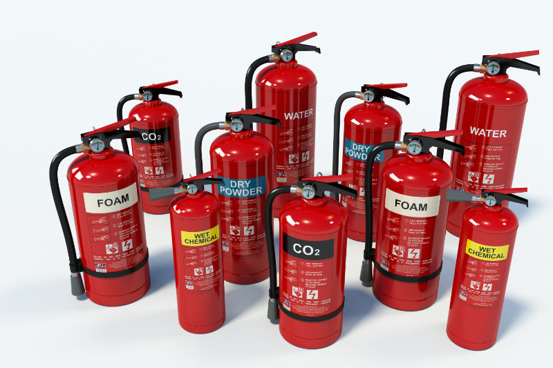 Which Fire Extinguisher To Use