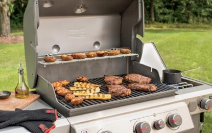 How to Grill Steak on a Gas Grill – Step by Step For Perfect & Tender Steak