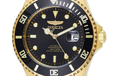 Best Automatic Watches Under 500 – Affordable Men's & Women's Watches Safe For Diving