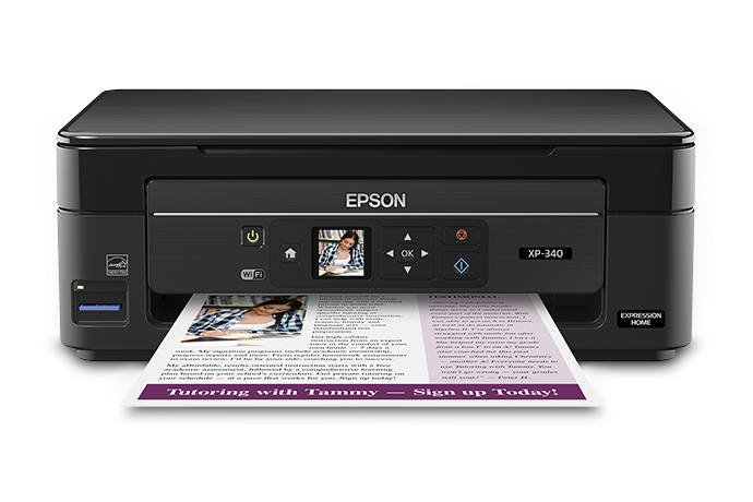 Epson Expression Home XP-340 All-in-one Printer