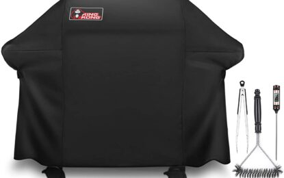 Best Affordable Grill Covers – Heavy Duty, Custom Fit For Home & Outdoor Use