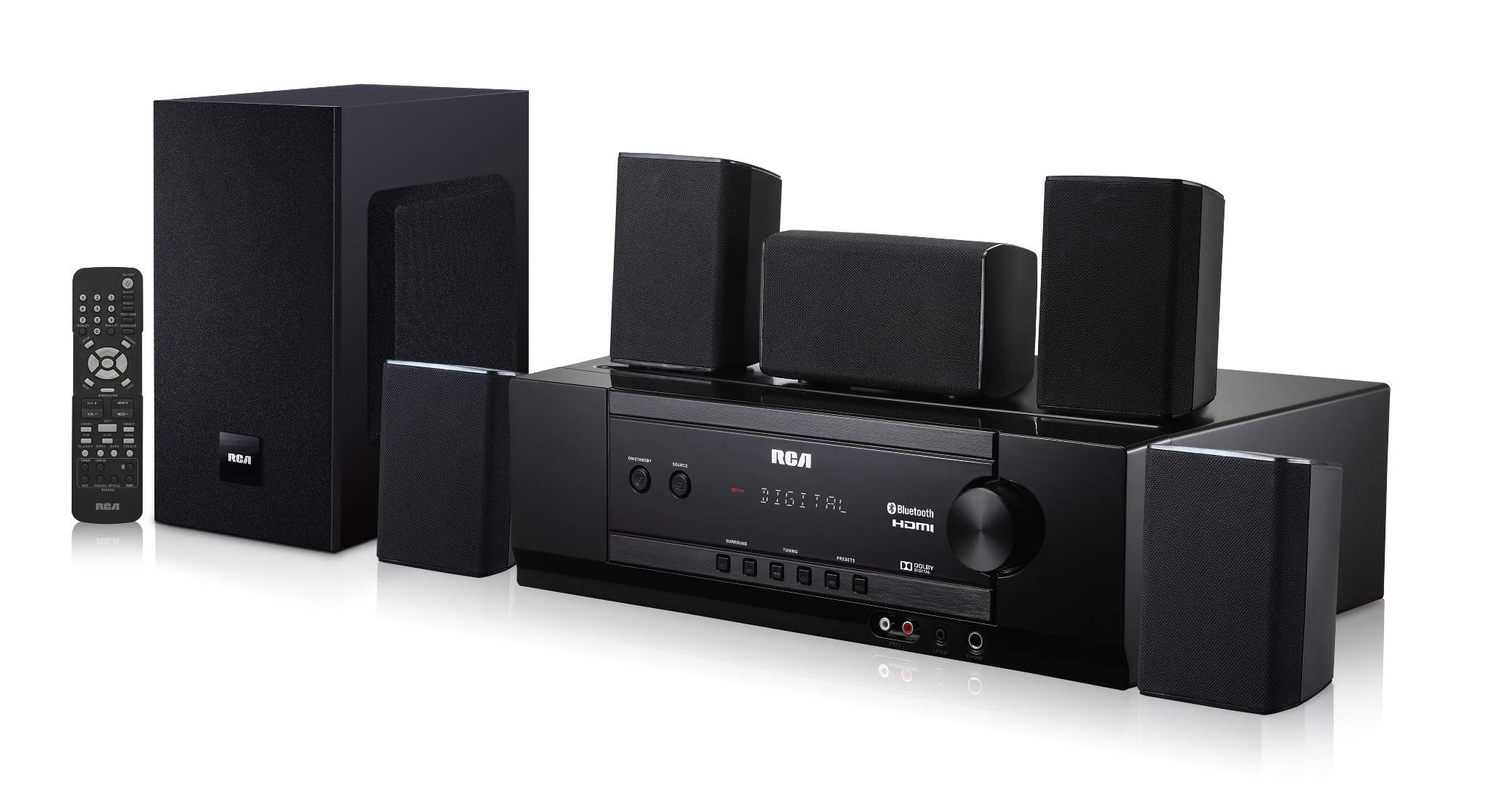 Sound Bar vs. Home Theater, Which One Best Suits Your Home TV Entertainment
